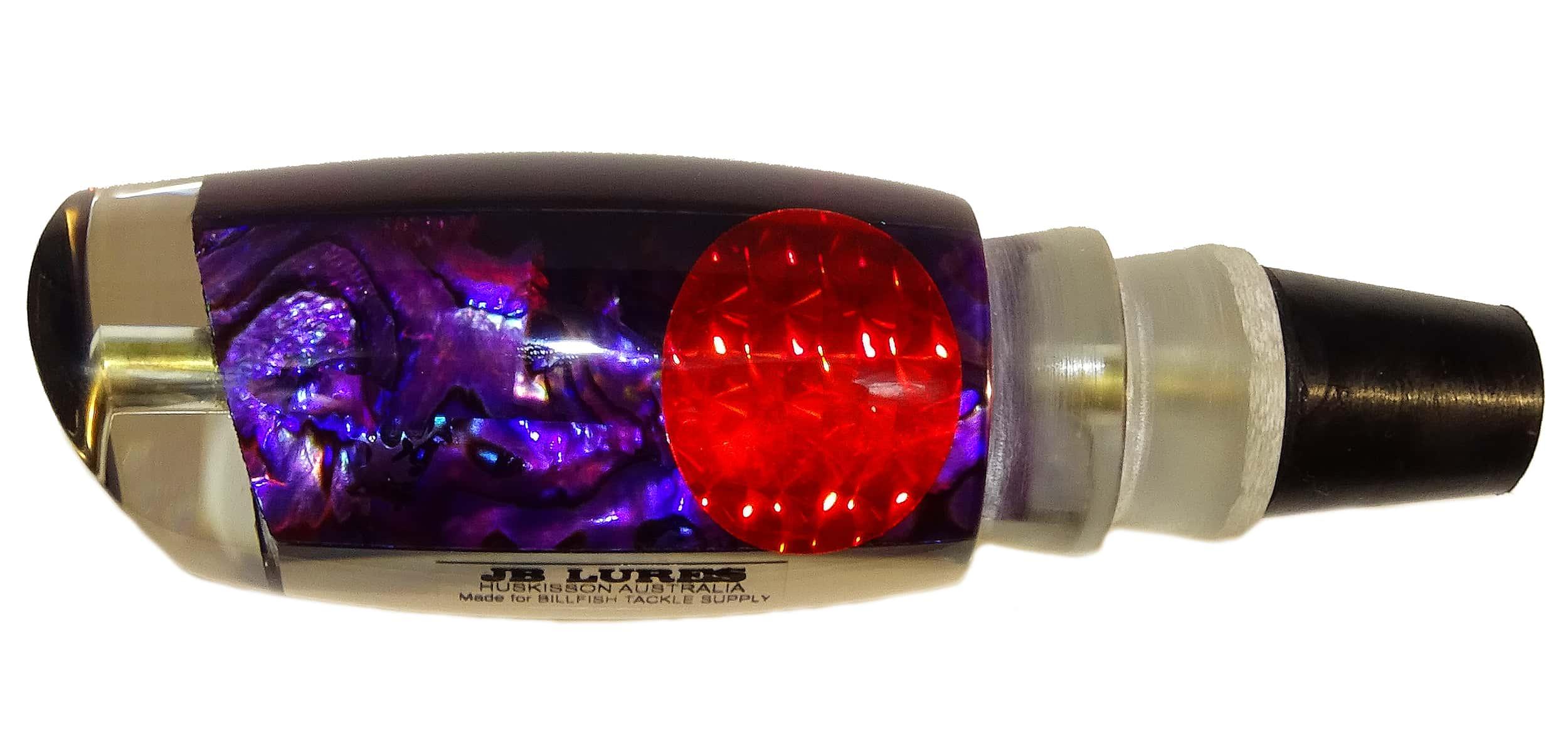 JB Lures - Chopper Series - Head - Purple Paua Shell