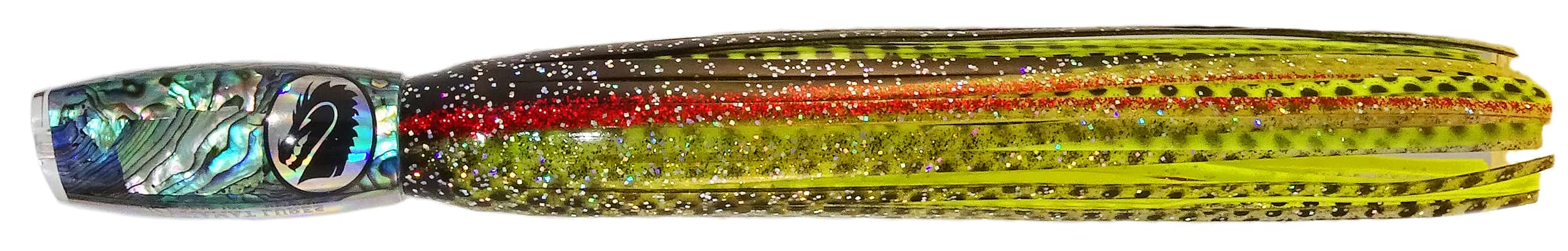 Tiamat Lures - Skirt Colour Scheme 01 - Ahi - OTLS08 - ITLS18