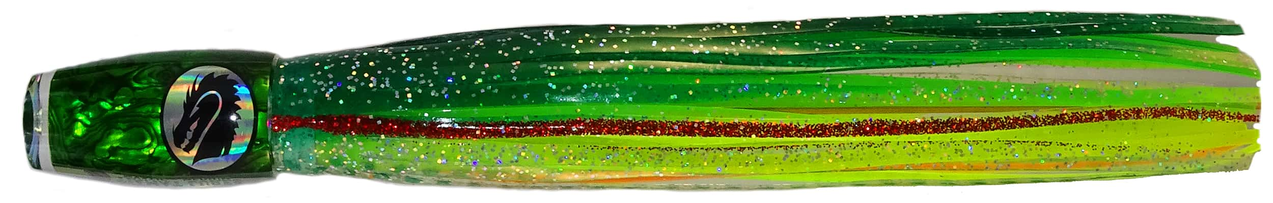 Tiamat Lures - Skirt Colour Scheme 02 - Ancient Mariner - OTLS07 - ITLS30