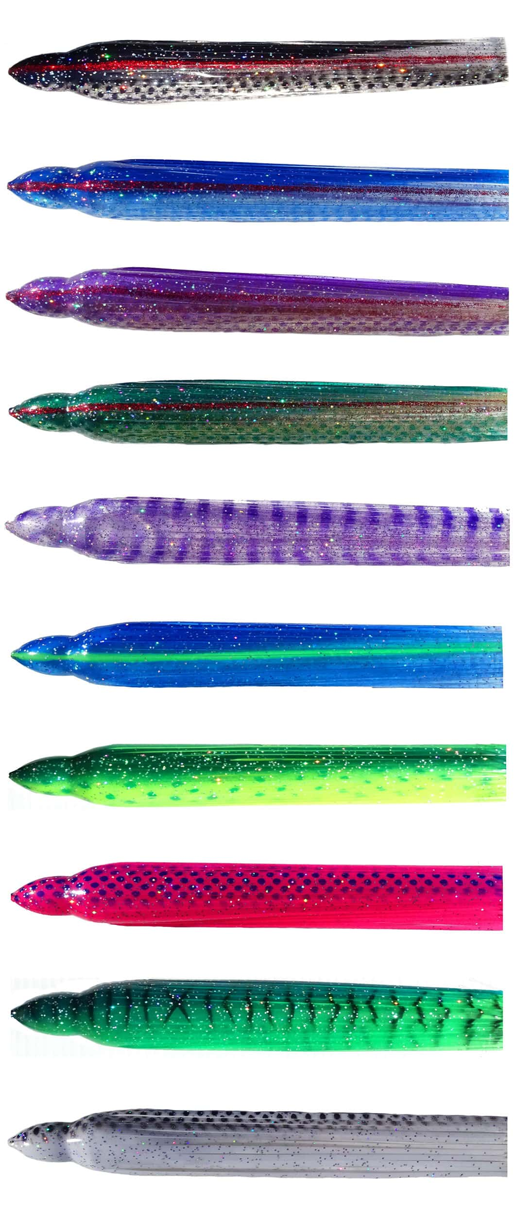 Best skirts for marlin - Best trolling skirts - Tiamat Lures